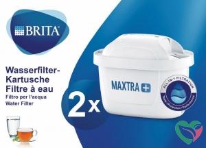 Brita Waterfilterpatroon maxtra+ 2-pack