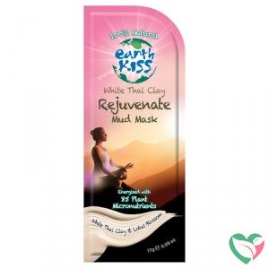 Earth Kiss Gezichtsmasker white Thai clay rejuvenate mud