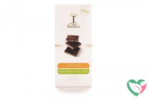 Balance Choco stevia tablet puur sinaas