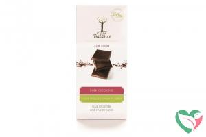 Balance Choco stevia tablet puur cacao