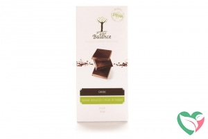Balance Choco stevia tablet luxury puur
