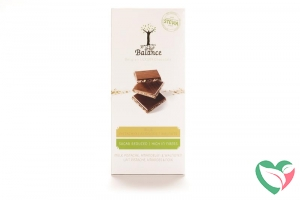 Balance Choco stevia tablet melk pistache