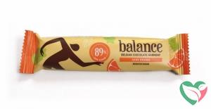 Balance Choco stevia reep puur sinaas