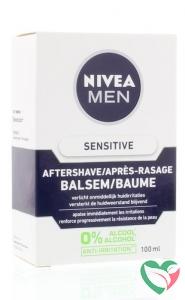 Nivea Men aftershave balsem sensitive