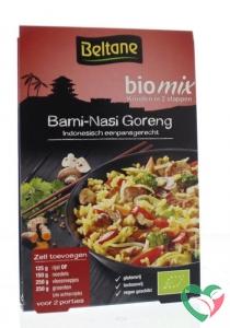 Beltane Bami & nasi goreng kruiden bio