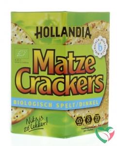 Hollandia Matze cracker spelt bio