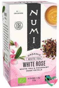 Numi Witte thee white rose bio