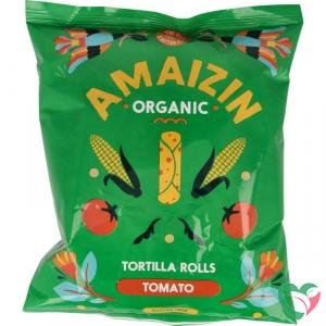 Amaizin Corn rolls bio tomaat