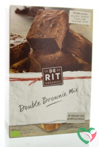 De Rit Brownie mix bio