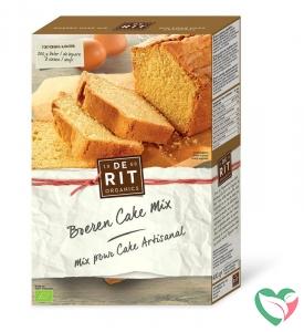 De Rit Boeren cake mix bio
