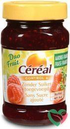 Cereal Fruit aardbei framboos suikervrij