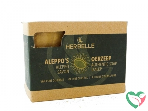 Herbelle Aleppo zeep olijf en water