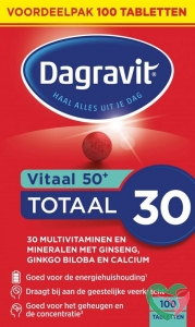 Dagravit Totaal 30 Vitaal 50+