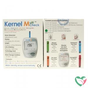 Testjezelf.nu Multicheck glucose cholesterol meter