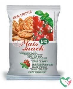 Bio Alimenti Mais snack tomaat & basilicum bio