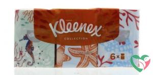 Kleenex Collection zakdoekjes 6 x 7