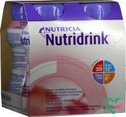 Nutridrink Aardbei 200 gram