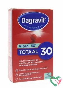 Dagravit Vitaal 50+ blister