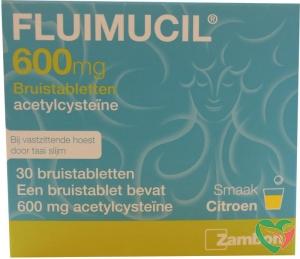 Fluimucil Fluimucil 600 mg