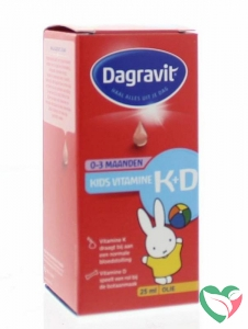 Dagravit Vitamine K+D druppels