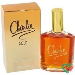 Charlie Gold eau de toilette spray