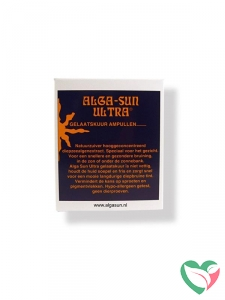 Algasun Ultra gelaatskuur 2 ml