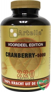 Artelle Cranberry 5000