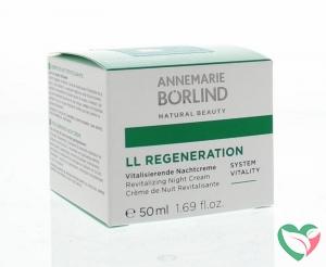 Borlind LL Regeneration nachtcreme