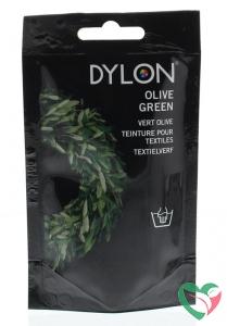 Dylon Handwas verf olive green 34
