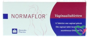 Normaflor Vaginale tabletten