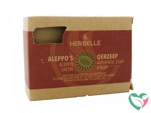 Herbelle Aleppo zeep olijf + 16% laurier