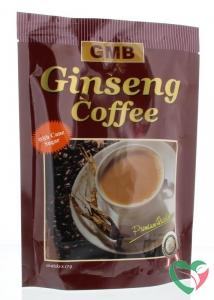 GMB Ginseng coffee/rietsuiker