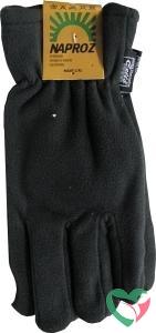 Naproz Handschoen zwart L/XL