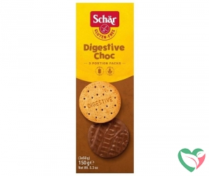 Dr Schar Digestive chocolade