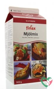 Finax Broodmix wit