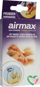 Airmax Snurkers probeer 1S/1M