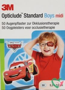 3M Opticlude oogpleister midi boys Disney