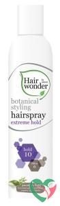Hairwonder Botanical styling hairspray extra hold