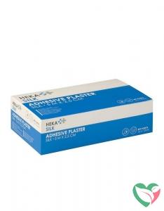 Hekapor Silk hechtpleister ring 5 x 2.5
