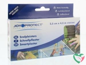 Joy2Protect Snelpleisters groen 2.5 cm x 4.5 m