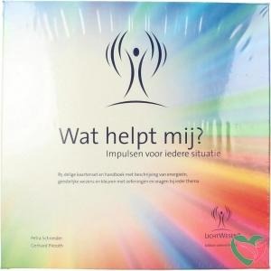 Lichtwesen Wat helpt mij boek/kaart