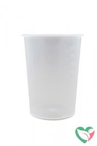 Able 2 Drinkbeker knick up los zonder deksel