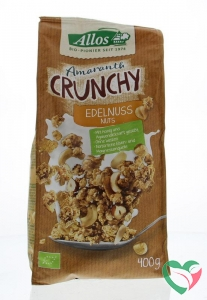Allos Crunchy amarant triple nuts