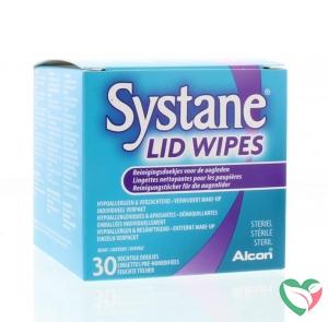 Systane Lid wipes reinigingsdoekjes