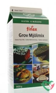 Finax Broodmix bruin
