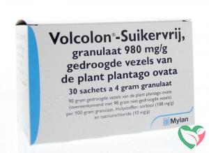 Volcolon Volcolon granulaat suikervrij 4 gram