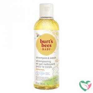 Burts Bees Baby Bee shampoo & wash zeep