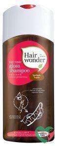 Hairwonder Hair repair gloss shampoo brown hair