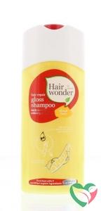 Hairwonder Hair repair gloss shampoo blonde hair