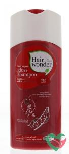Hairwonder Hair repair gloss shampoo red hair